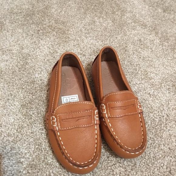 eb26c8dcd34 Toddler Boy Tan Polo Loafers size 7 1/2